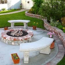 hardscape garden