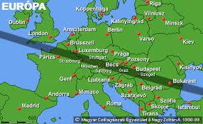 europa terkep