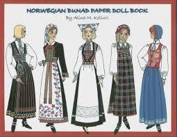 norwegian costumes