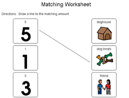 numbers 1 10 worksheets