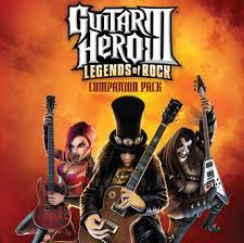 guitar hero i soundtrack