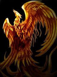 mythical phoenix bird pictures