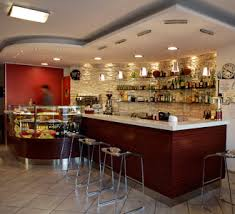 restaurant bar counters