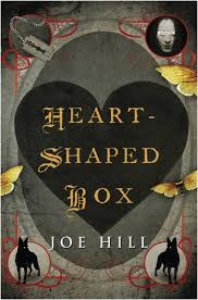 a heart shaped box