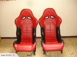 honda prelude leather seats