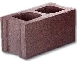 concrete block building