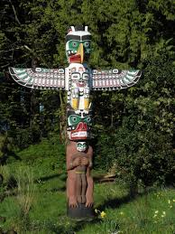 pictures of totem poles