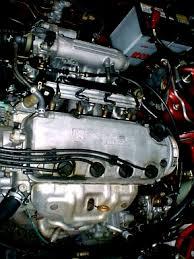 89 honda civic engine