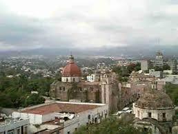 cuernavaca city