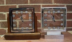 mystery clocks