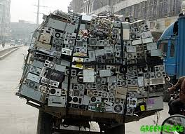 computer truck