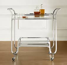 mini bar cart