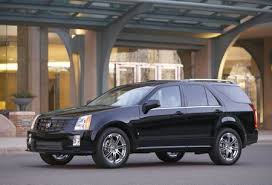 cadillac srx pictures