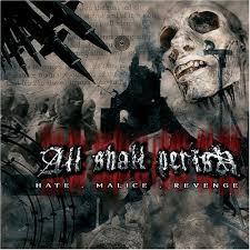 all shall perish albums