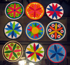 amish hex signs