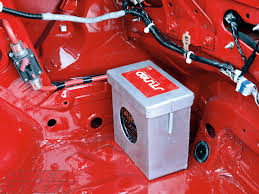 race battery