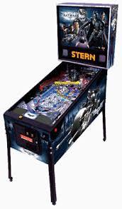 dark knight pinball machine