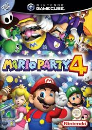 gamecube mario party