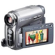 jvc videocam