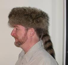 davey crockett hat