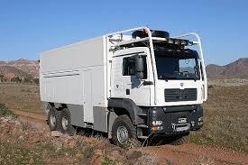 motorhome truck