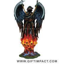 grim reaper figurine