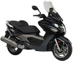 scooter 500cc