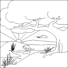 earth day coloring book