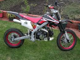 110 cc dirtbikes
