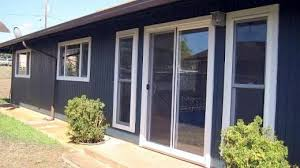 double sliding glass doors