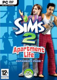the sims 2 apartament