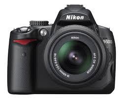nikon photography cameras