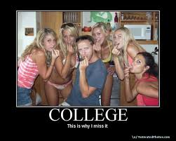 funny college poster