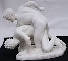 greek art and sculptures