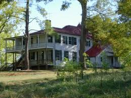 historic plantation homes