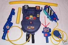 ghostbuster proton pack toy