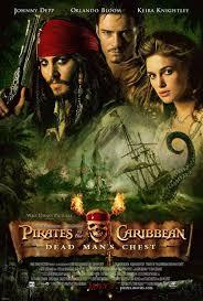 pirates caribbean chest