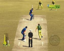 cricket game play