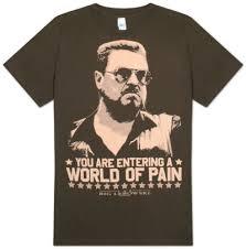 lebowski tee shirt