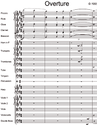 big band scores