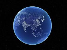 earth map image