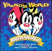 Animaniacs - Yakko's World