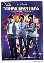 jonas brothers the 3d concert experience dvd