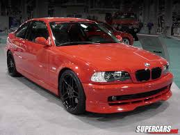 bmw coupe 2001