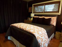 dark bedding