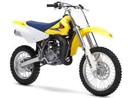 85 dirtbikes