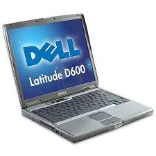 notebook dell d600