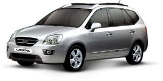 kia motors carens