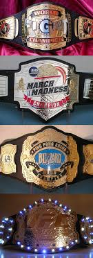 champions belt