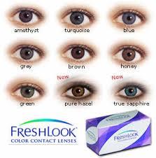 fresh look lens